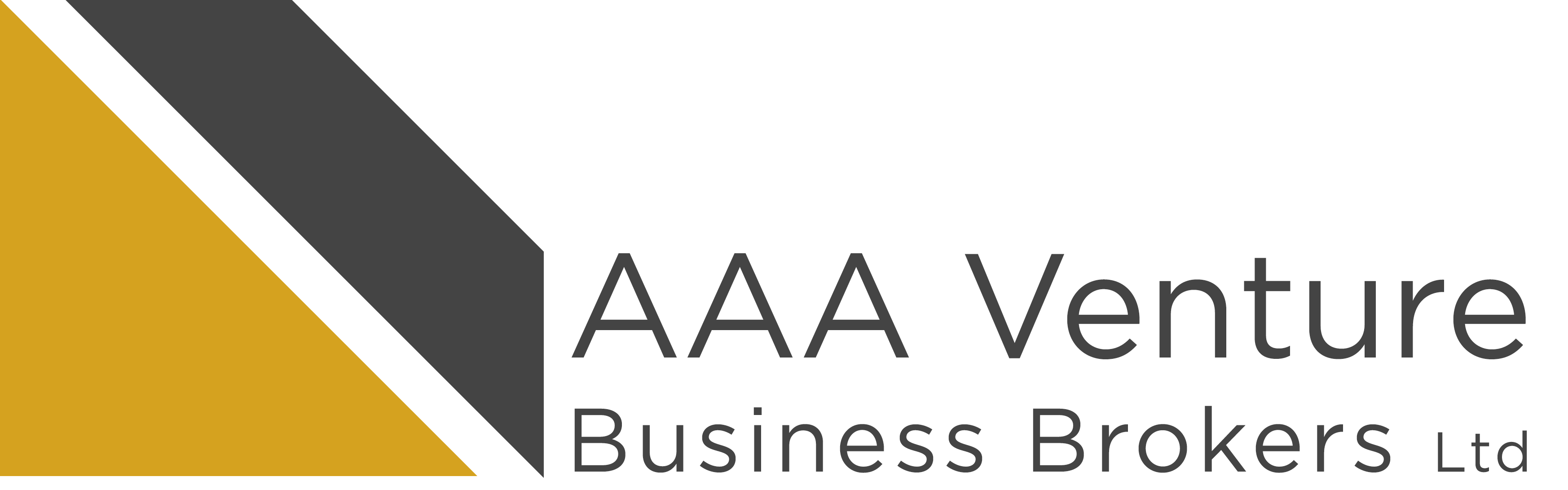 AAA Venture Business Brokers Ltd. Logo